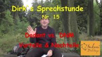 Dirks Sprechstunde 15 – Dadant vs. Deutsch Normal